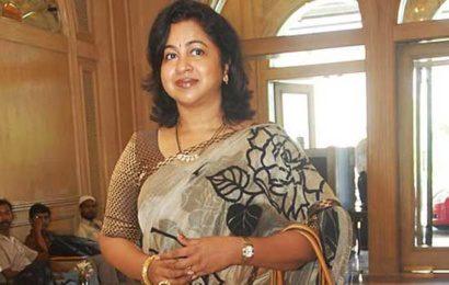 இலங்கை குண்டு வெடிப்பு: அதிர்ஷ்டவசமாக உயிர் தப்பிய நடிகை ராதிகா!