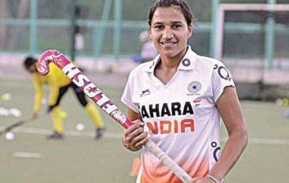 இந்திய பெண்கள் ஹொக்கி அணியின் தலைவியாக ராணி ராம்பால் தெரிவு!