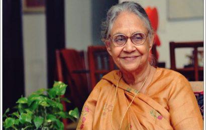 காங்கிரஸ் மூத்த தலைவர் ஷீலா தீட்சித் காலமானார்!